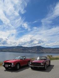 Click to view album: 2013-08 All Triumph Drive In Penticton BC