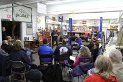 Click to view album: 2015-02 Membership Meeting at Britsport Seattle